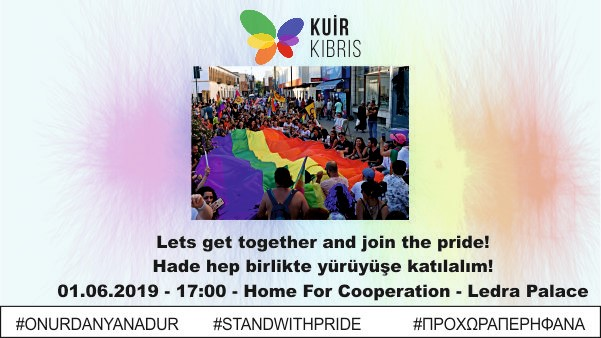 Let's Join the Pride March!