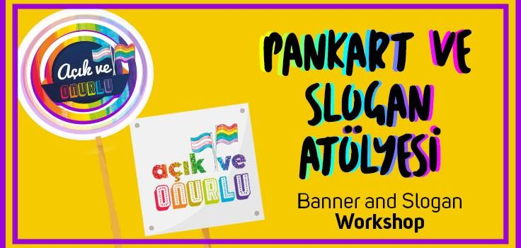 Banner and Slogan Workshop