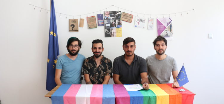 Queer Cyprus Association-Life Project Press Conference was held