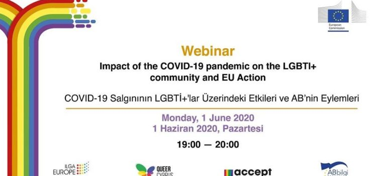 Impact of the COVID-19 pandemic on the LGBTI+ community and EU Action