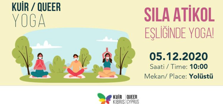 Queer yoga is BACK!