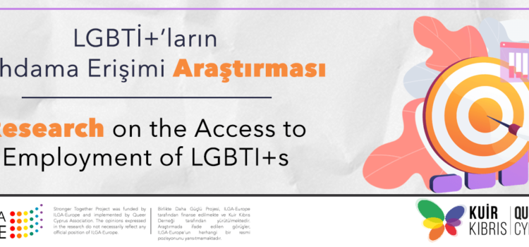 Research on the Access to Employment of LGBTI+s